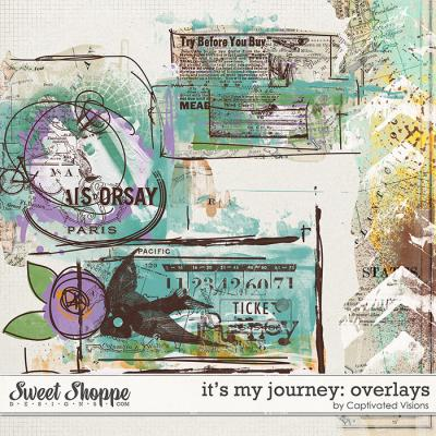 It's My Journey: Overlays by Captivated Visions
