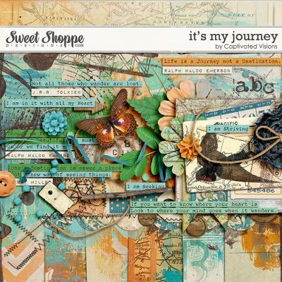 It's My Journey by Captivated Visions
