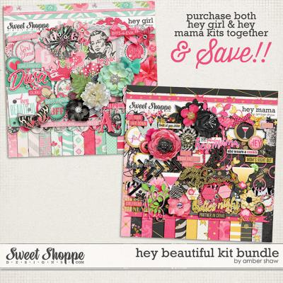 Hey Beautiful Kit Bundle by Amber Shaw