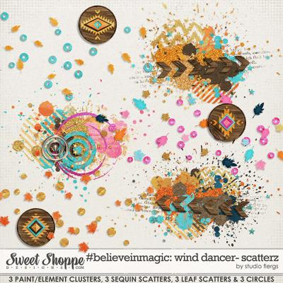 #believeinmagic: Wind Dancer: SCATTERZ by Studio Flergs