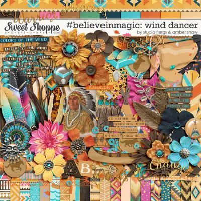 #believeinmagic: Wind Dancer by Amber Shaw & Studio Flergs