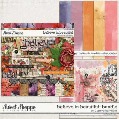 Believe in beautiful: Bundle by Captivated Visions