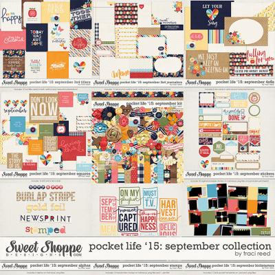 Pocket Life '15: September Collection by Traci Reed