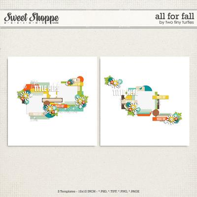 All For Fall by Two Tiny Turtles