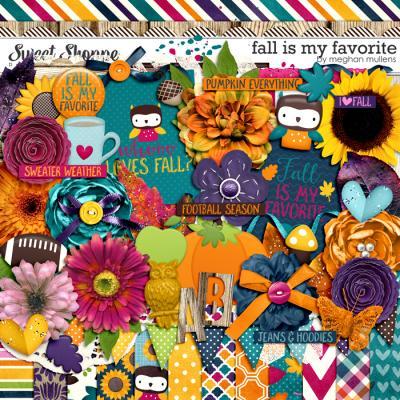 Fall Is My Favorite by Meghan Mullens
