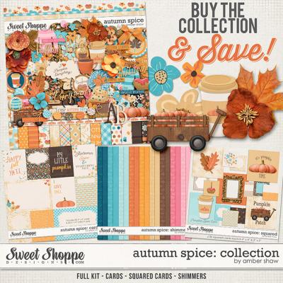 Autumn Spice: Collection by Amber Shaw