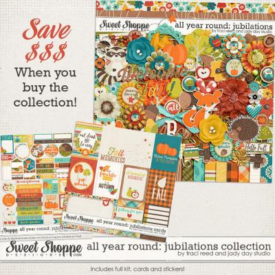 All Year Round: Jubilations Bundle by Traci Reed & Jady Day Studio