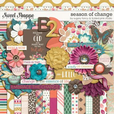 Season of Change by Sugary Fancy & Tickled Pink Studio