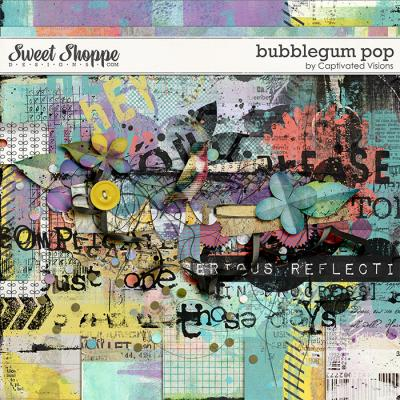 Bubblegum pop by Captivated Visions