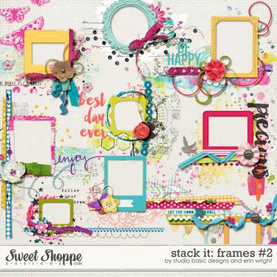 Stack It: Frames #2 by Studio Basic and Erin Wright