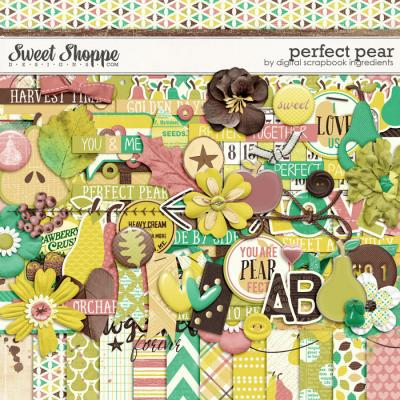 Perfect Pear by Digital Scrapbook Ingredients