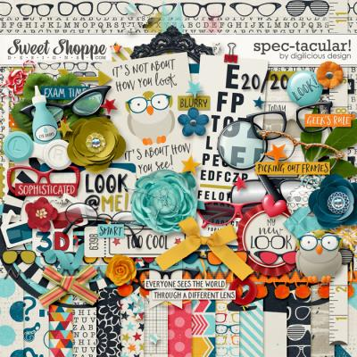 Spec-tacular! {Kit} by Digilicious Design