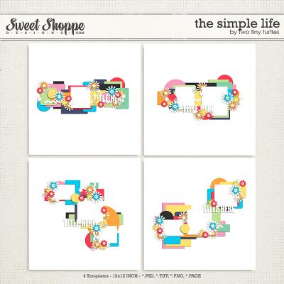 The Simple Life by Two Tiny Turtles