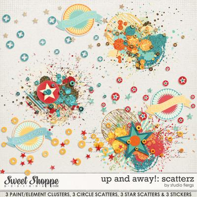 Up & Away!: SCATTERZ by Studio Flergs