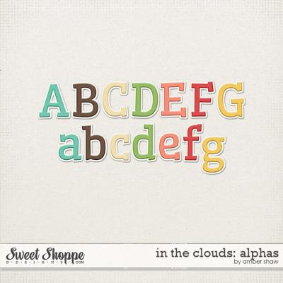 In the Clouds Alphas by Amber Shaw