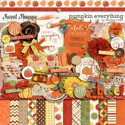 Pumpkin Everything by Heather Roselli