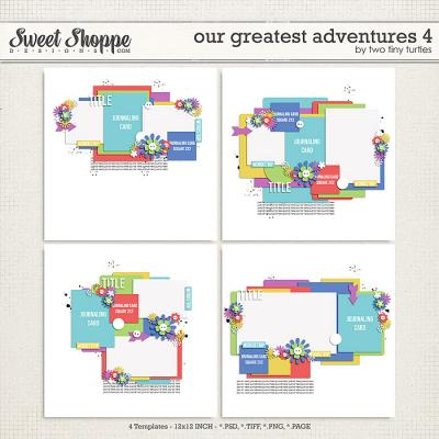 Our Greatest Adventures 4 by Two Tiny Turtles