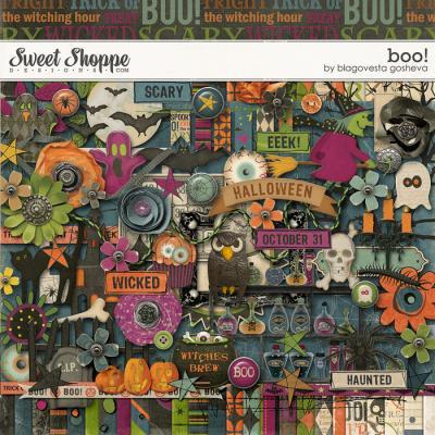 BOO! {Digital kit} by Blagovesta Gosheva