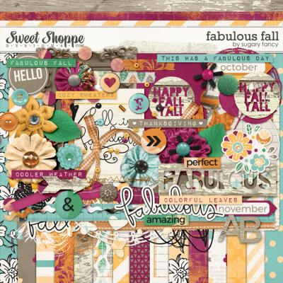 Fabulous Fall Kit by Sugary Fancy