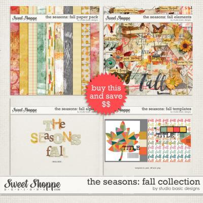 The Seasons: Fall Collection by Studio Basic