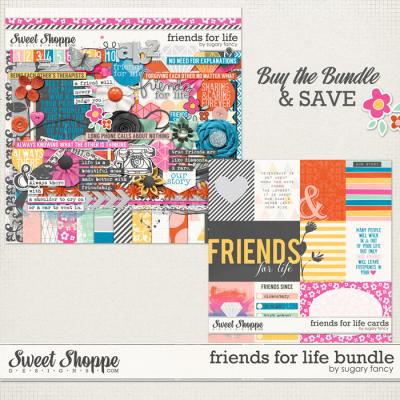 Friends for Life Bundle by Sugary Fancy