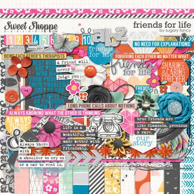 Friends for Life Kit by Sugary Fancy