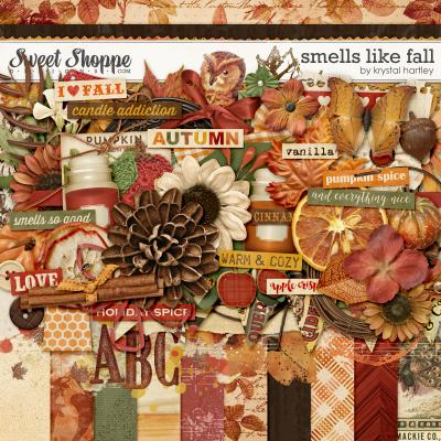 Smells Like Fall by Krystal Hartley
