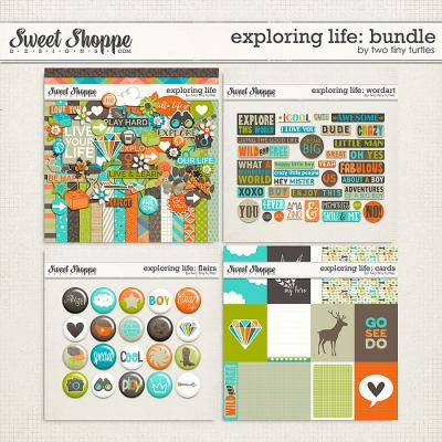 Exploring Life: Bundle by Two Tiny Turtles