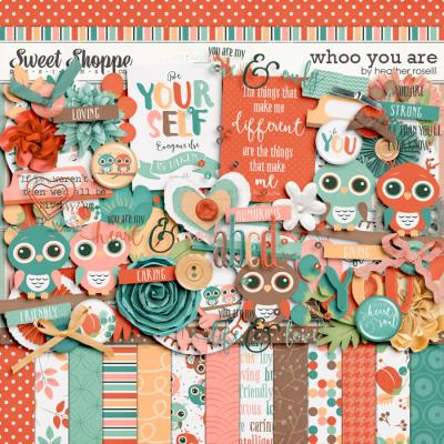 Whoo You Are by Heather Roselli