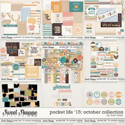 Pocket Life '15: October Collection by Traci Reed