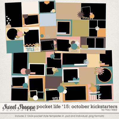 Pocket Life '15: October Kickstarters by Traci Reed