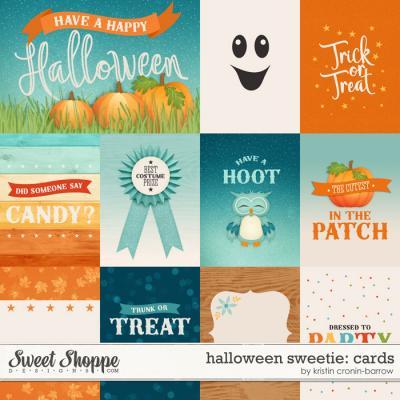 Halloween Sweetie: Cards by Kristin Cronin-Barrow