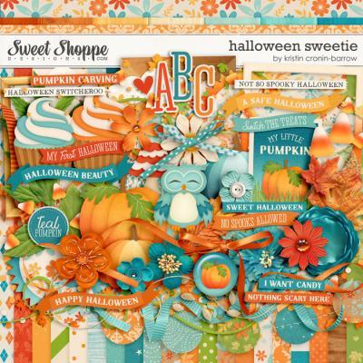 Halloween Sweetie by Kristin Cronin-Barrow