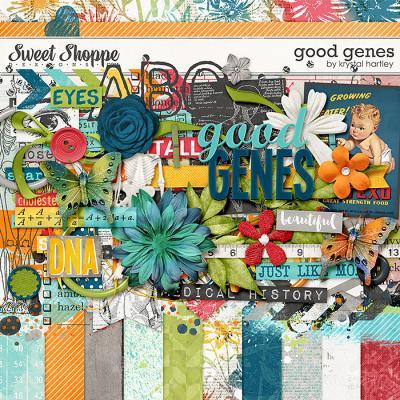 Good Genes by Krystal Hartley