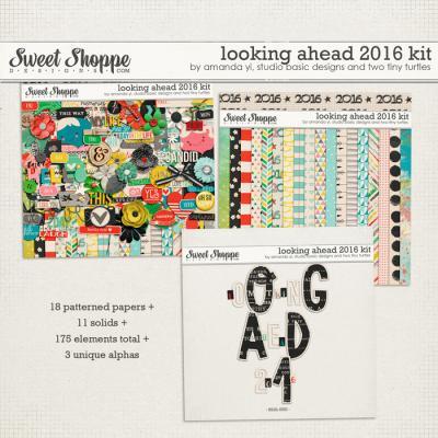 Looking Ahead 2016 by Amanda Yi, Studio Basic Designs & Two Tiny Turtles