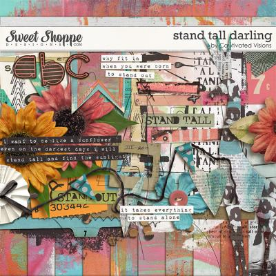 Stand Tall Darling by Captivated Visions