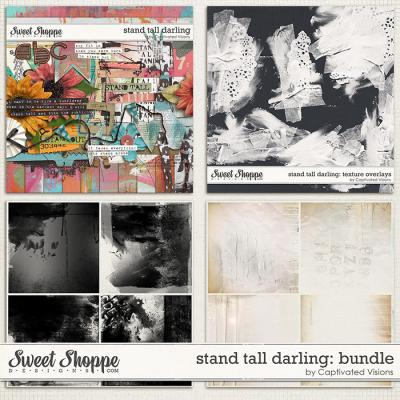 Stand Tall Darling: Bundle by Captivated Visions
