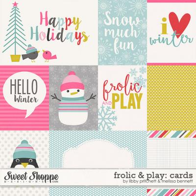 Frolic & Play Cards by Melissa Bennett & Libby Pritchett