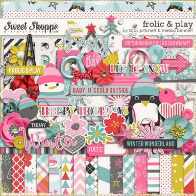 Frolic & Play by Melissa Bennett & Libby Pritchett
