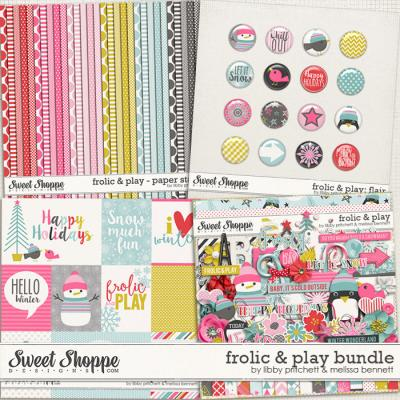 Frolic & Play Bundle by Melissa Bennett & Libby Pritchett