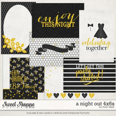 A Night Out 4x6s by Traci Reed