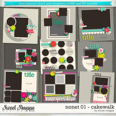 Brook's Templates - Nonet 01 - Cakewalk by Brook Magee