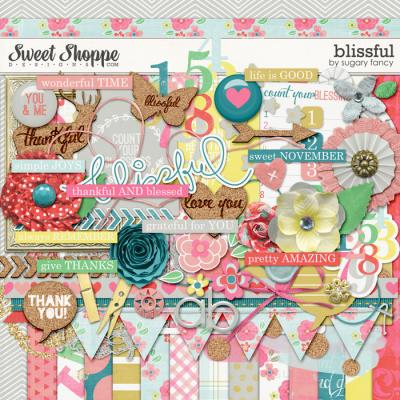 Blissful Kit by Sugary Fancy
