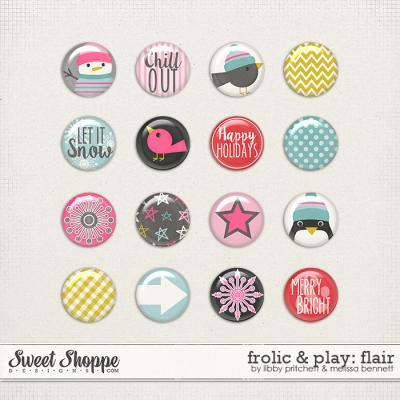 Frolic & Play Flair by Melissa Bennett