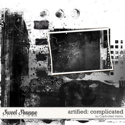 Artified: Complicated by Captivated Visions