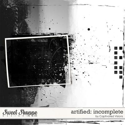 Artified: Incomplete by Captivated Visions