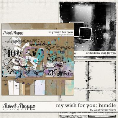 My wish for you: Bundle by Captivated Visions
