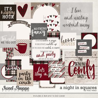 A Night In Squares by Traci Reed