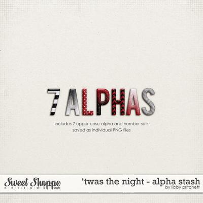 'Twas The Night - Alpha Stash by Libby Pritchett