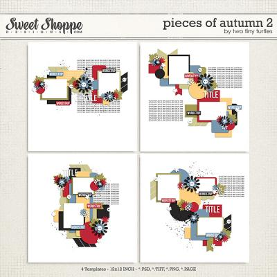 Pieces Of Autumn 2 by Two Tiny Turtles